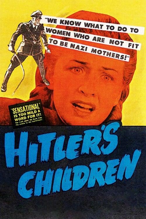 Hitler's Children (1943) Poster