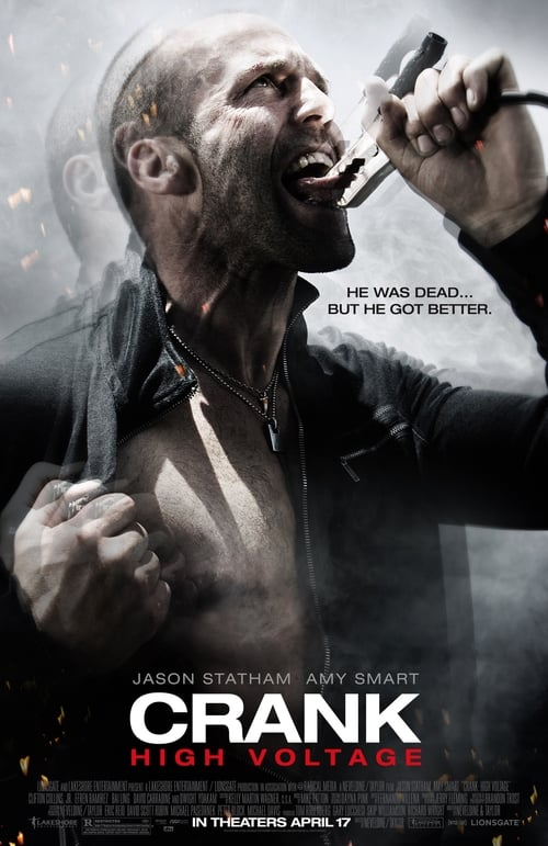 Streaming Crank: High Voltage (2009) Full Movie
