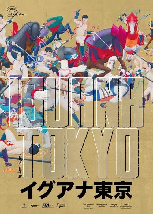 Mira La Película Iguana Tokyo Doblada En Español