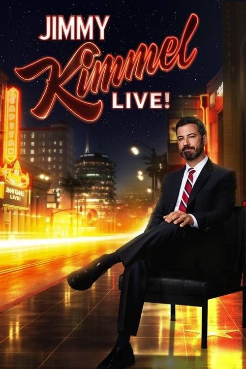 Jimmy Kimmel Live!-Azwaad Movie Database