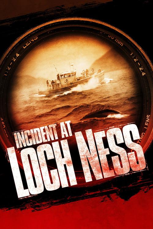 Mira La Película Incident at Loch Ness Gratis