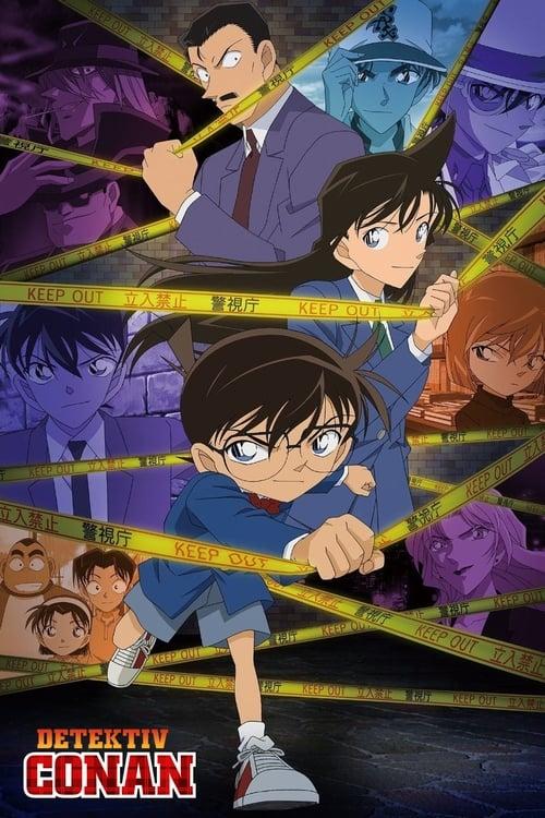 Detektiv Conan - Animation / 1996 / ab 12 Jahre / 1 Staffel