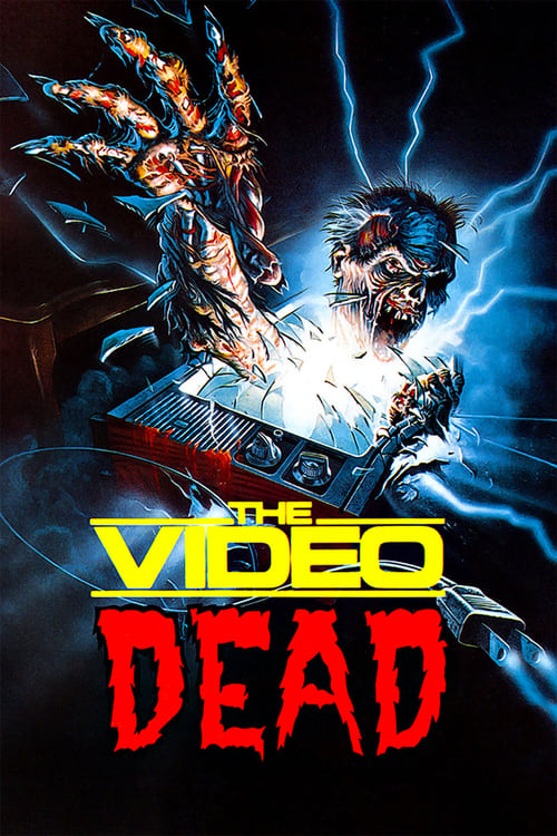 The Video Dead (1987) Poster