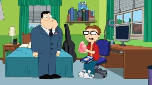 American Dad! - Season 18 - Episode 6: The Wondercabinet