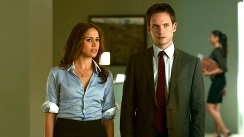 Suits - Season 1 - Episode 8: identity crisis