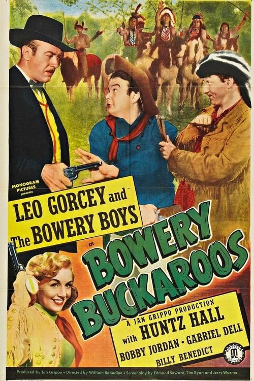 Película Bowery Buckaroos En Español En Línea