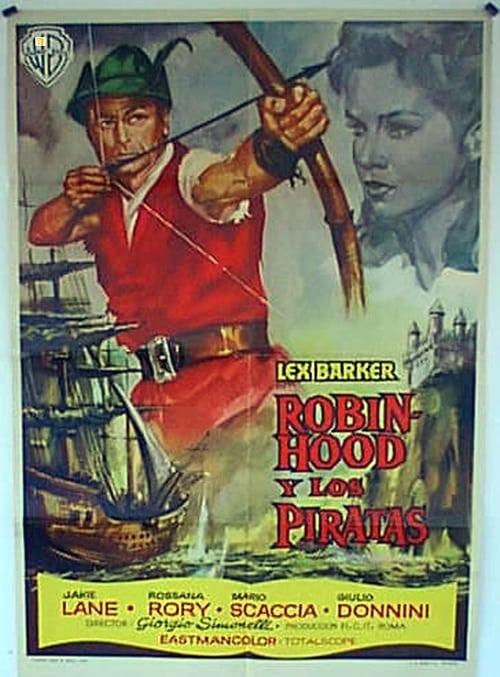 Película Robin Hood y los piratas Completamente Gratis