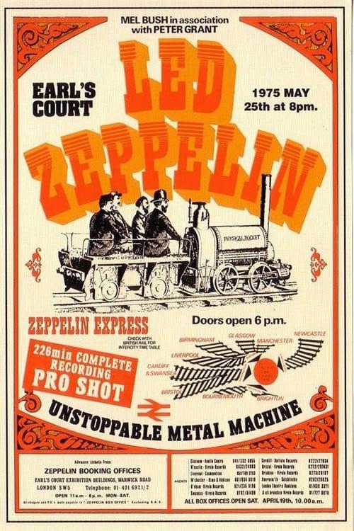 Led Zeppelin - Unstoppable Metal Machine (1970)