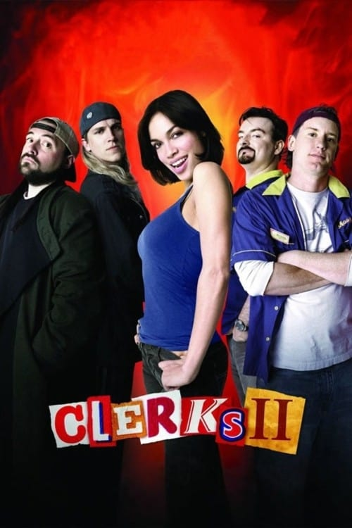 Clerks II - Poster