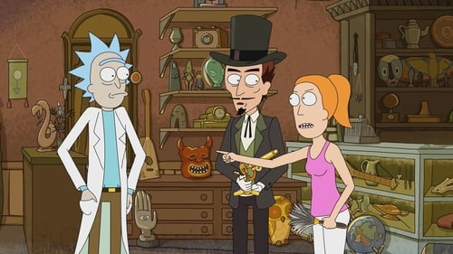 Rick and Morty - Season 1 - Episode 9: Something Ricked This Way Comes