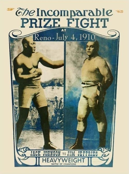 Assistir Jeffries-Johnson World's Championship Boxing Contest, Held at Reno, Nevada, July 4, 1910 Online