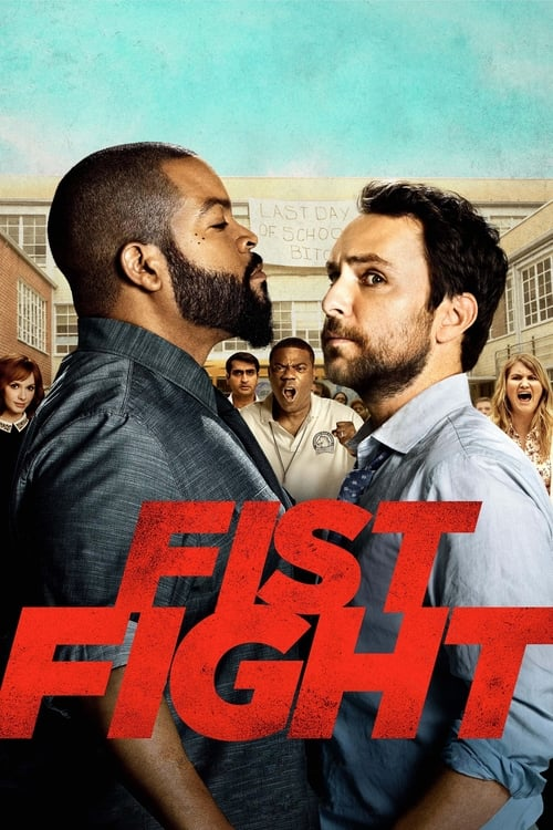 Fist Fight Affiche de film