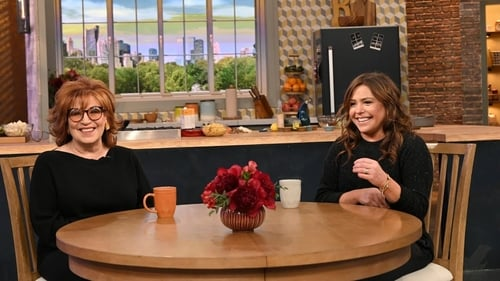 Rachael Ray - Season 14 - Episode 50: oy Behar On Her Most Talked About 'View' Moments + Chef Geoffrey Zakarian's Thanksgiving Faves