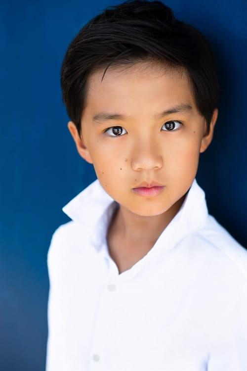 Kép: Ian Chen színész profilképe