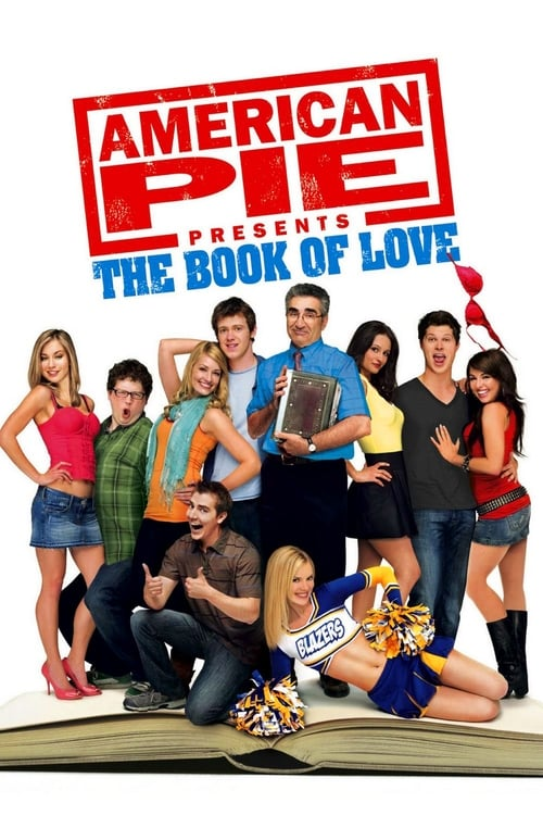 The poster of American Pie Presents: The Book of Love