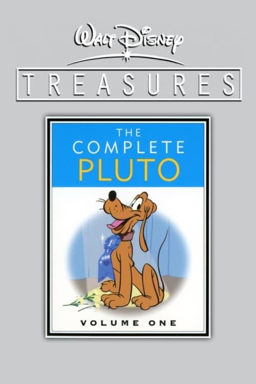 Walt Disney Treasures - The Complete Pluto, Volume One (2004)