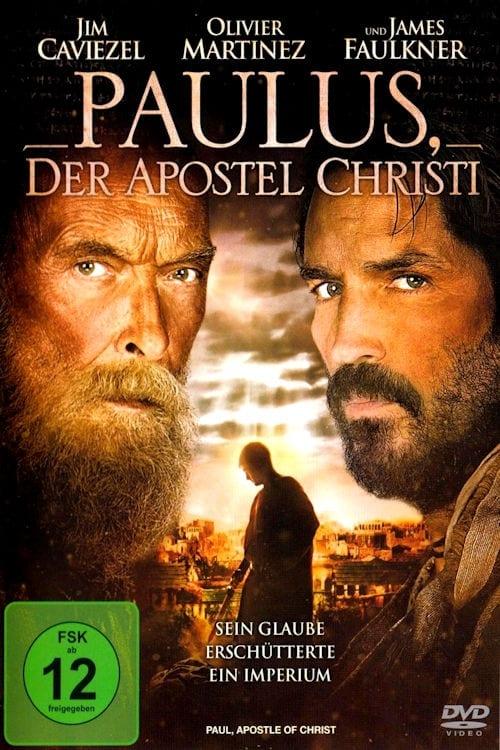 Poster von Paulus, der Apostel Christi