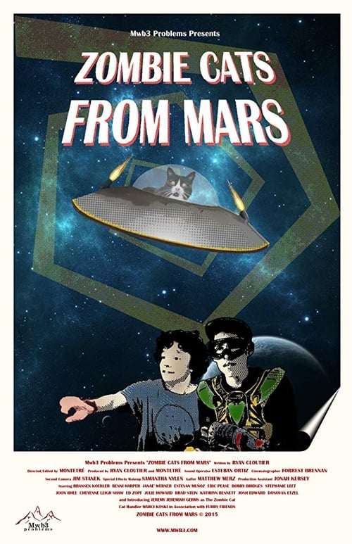 Imagen Zombie Cats from Mars
