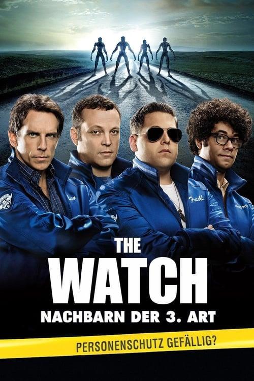 The Watch - Nachbarn der 3. Art - Komödie / 2012 / ab 12 Jahre