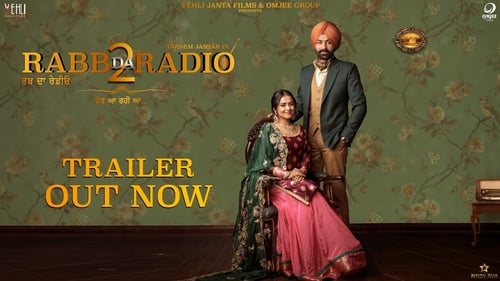 Rabb Da Radio 2 (2019) Punjabi Full Movie Watch Online Free Download HD