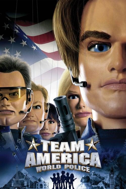 Download Team America: World Police (2004) Full Movie