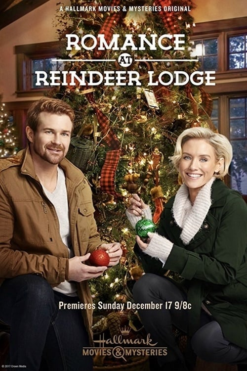 Romance at Reindeer Lodge poster