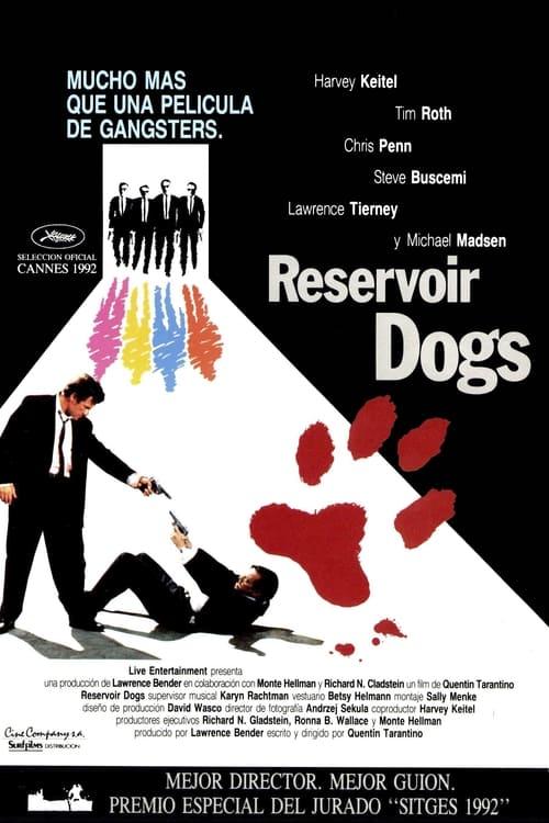 Mira La Película Reservoir dogs En Español