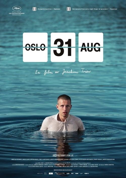 Download Oslo, August 31st (2011) Movie Free Online