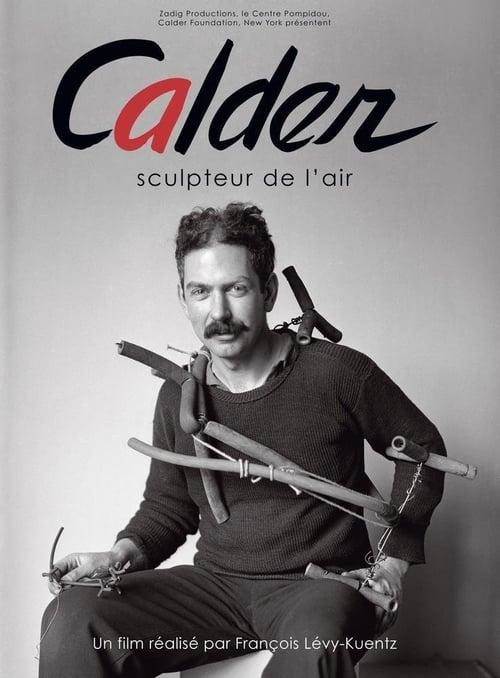 Calder, sculpteur de l'air poster
