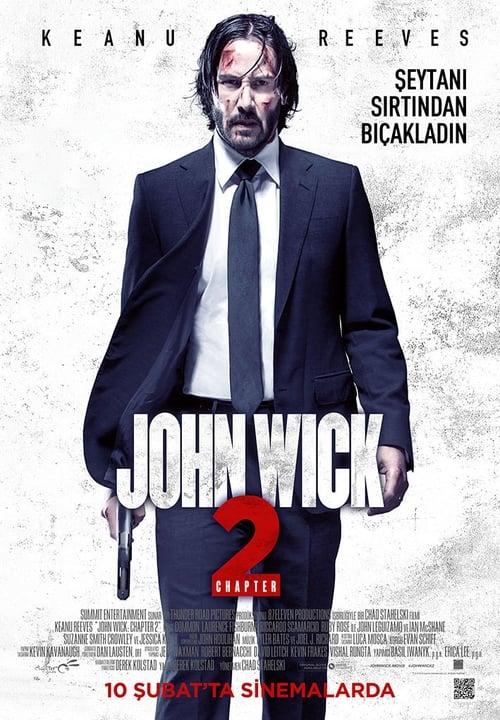John Wick: Chapter 2 ( John Wick 2 )