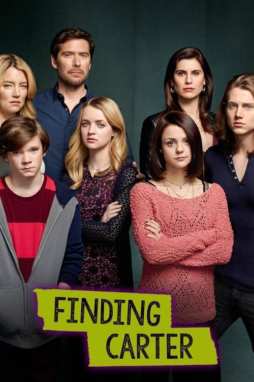 Finding Carter - Poster