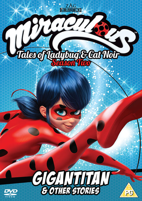 Assistir Filme Miraculous: Tales of Ladybug and Cat Noir - Gigantian & Other Stories Com Legendas