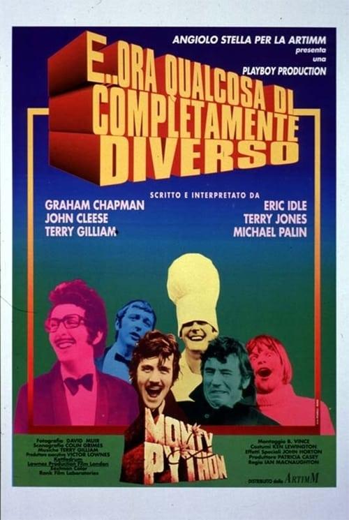 E... ora qualcosa di completamente diverso (1971)