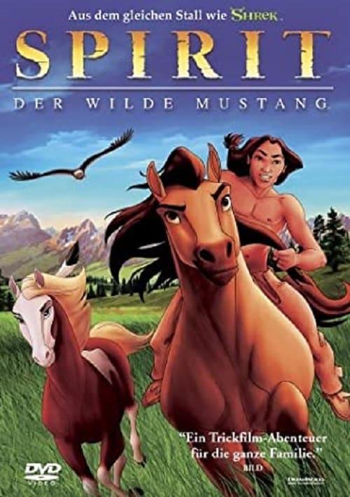 Spirit - Der Wilde Mustang - Western / 2002 / ab 0 Jahre