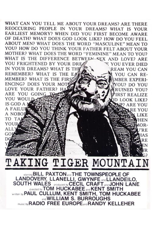 Película Taking Tiger Mountain En Español