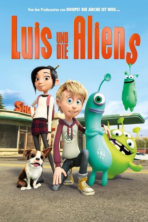Luis und die Aliens - Animation / 2018 / ab 0 Jahre