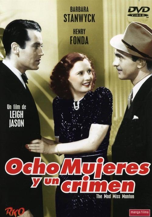 Película Ocho mujeres y un crimen En Buena Calidad