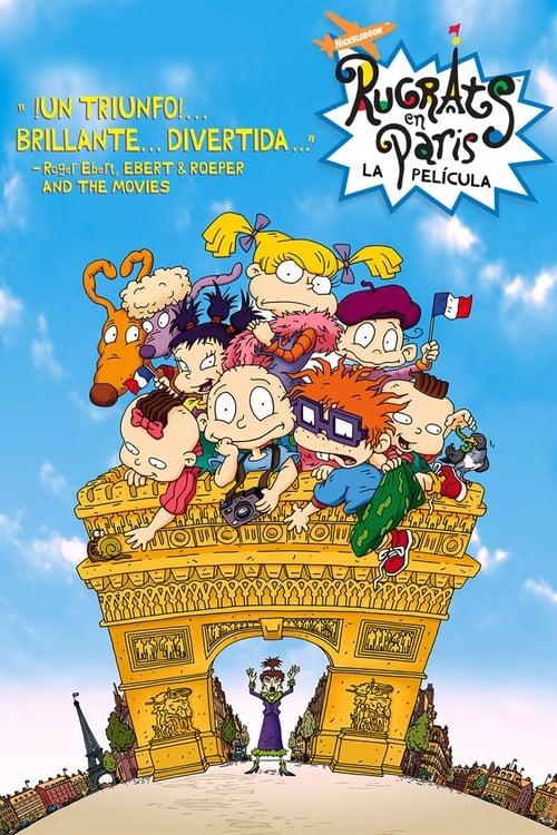 Rugrats in Paris: The Movie pelicula completa
