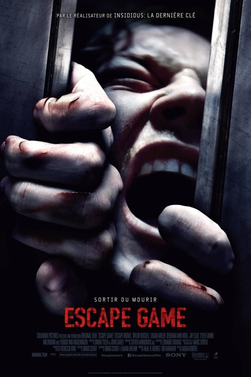 Regarder Escape Game Film en Streaming VF