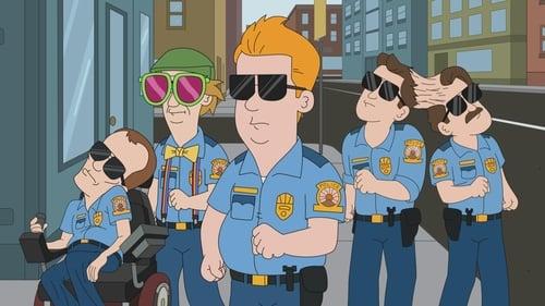 Paradise Police - Temporada 1x8
