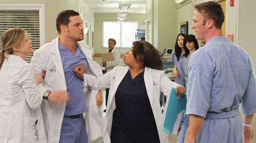 Grey's Anatomy - Season 6 - Episode 19: Sympathy for the Parents
