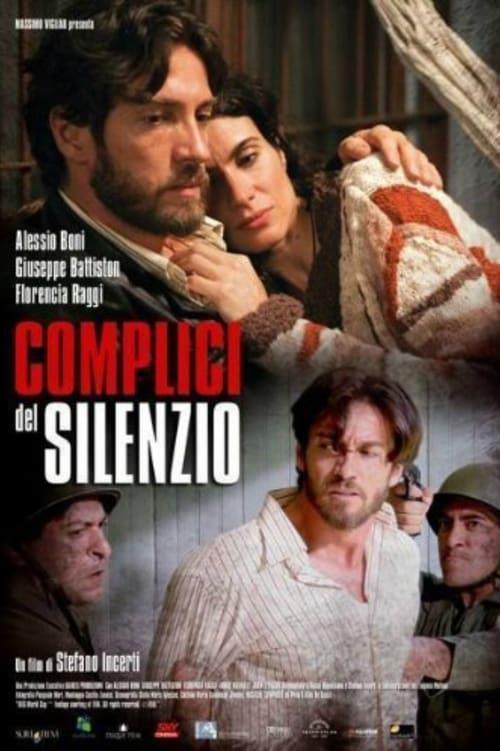 The poster of Complici del silenzio