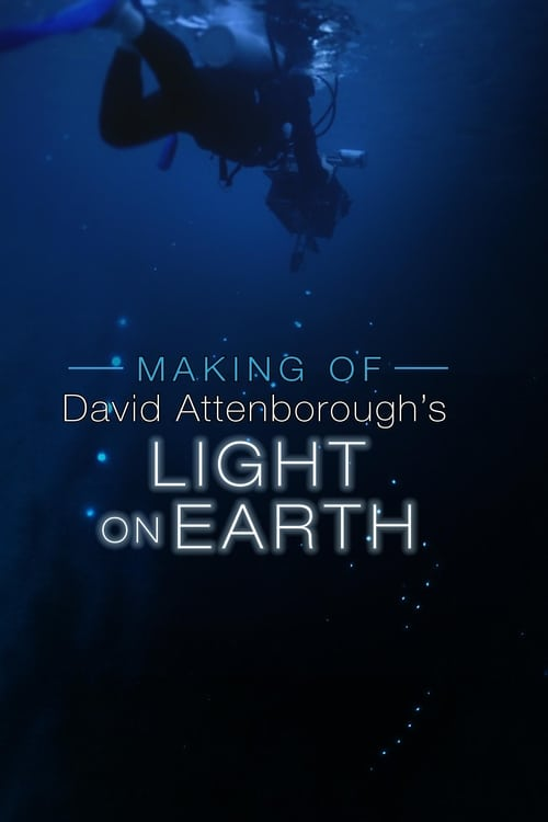 The Making of David Attenborough's Light on Earth ( The Making Of David Attenborough's Light On Earth )