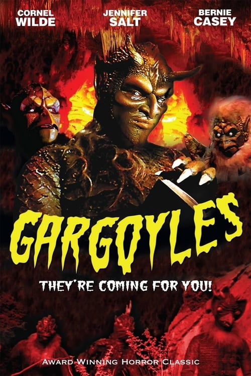 Largescale poster for Gargoyles