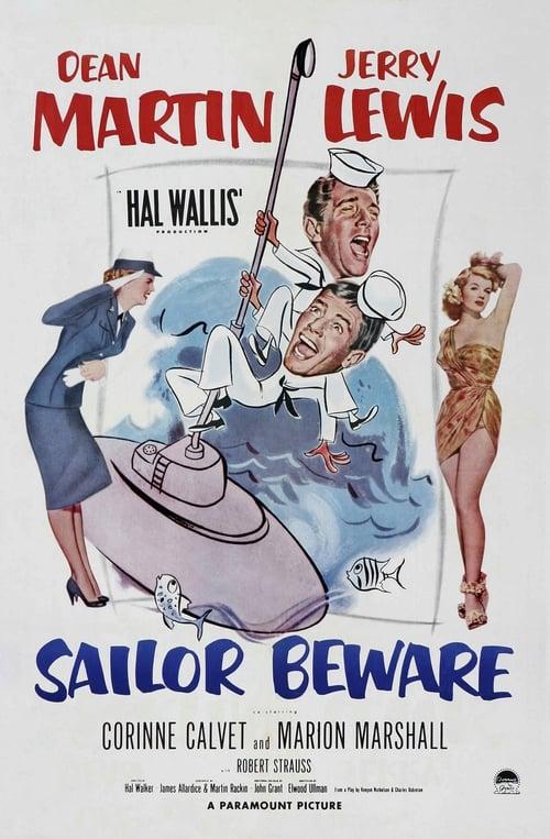 Sailor Beware poster