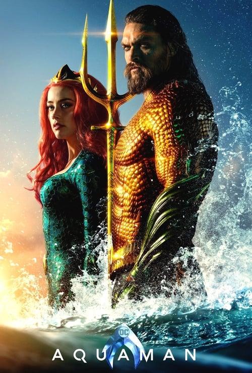 Poster. Aquaman (2018)