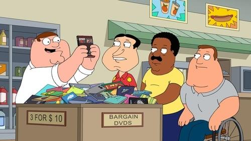 Family Guy - Season 16 - Episode 7: 7