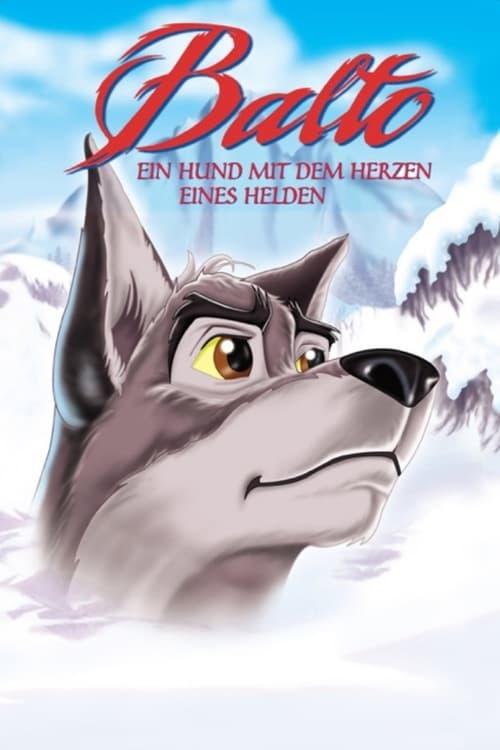 Balto - Ein Hund mit dem Herzen eines Helden - Poster