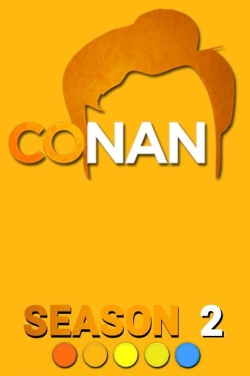 Conan: Season 2