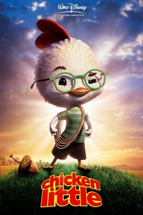 Chicken Little Affiche de film